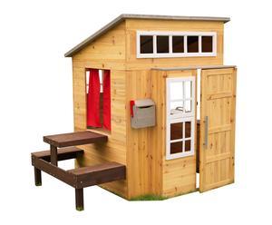 Casa de juguete para jardín