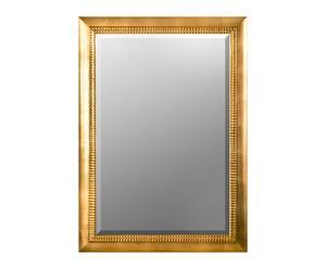 Espejo con marco de DM Elba - dorado