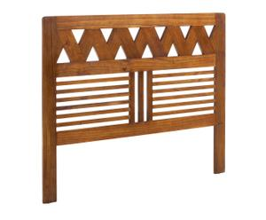 Cabecero en madera de mindi Flash - 165x135 cm