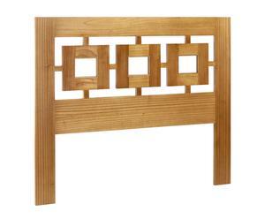 Cabecero en madera de mindi – 165x135 cm