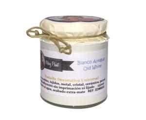 Pintura Mary Paint, blanco antiguo  - 0,25 L