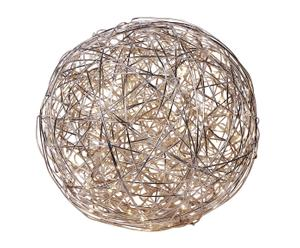 Lámpara de suelo de exterior de aluminio -Ø52 cm