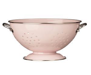 Escurridor Retro – rosa pastel