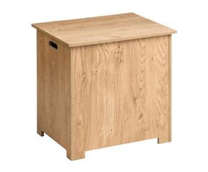 Cajón de almacenaje en madera Portland - natural