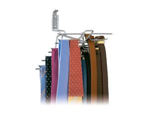 Colgador para cinturones y corbatas