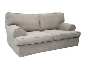 Sofá de 3 plazas Merino – gris
