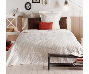 Colcha Jacquard, beige – cama de 150 VI