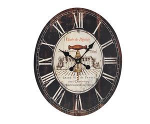 Reloj de pared en madera Francia