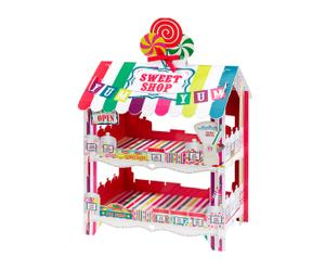 Stand con pizarra y bolsas de papel Sweet Shop II