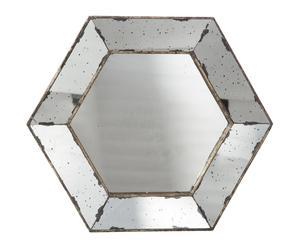 Espejo Hexagonal -53x53 cm