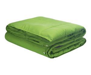 Edredón nórdico para cama de 135cm - verde