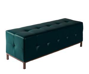 Piecero Vintage, verde hiedra – 130x44x42 cm