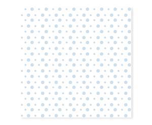Papel pintado MR WONDERFUL Topo - azul