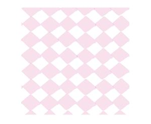 Papel pintado MR WONDERFUL Caramelos - rosa