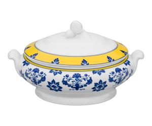 Legumbrera de porcelana Castelo