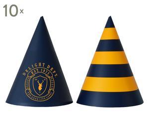 Set de 20 sombreros de fiesta en papel Preppy Deer