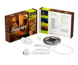Mylight para armario con 1 tira LED y sensor de luz y movimiento