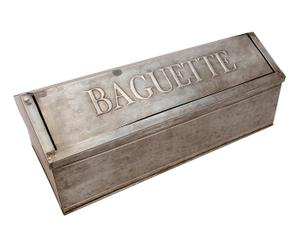 Panera de zinc Baguette