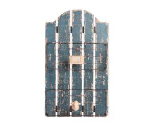 Estante de pared de madera DM Coral