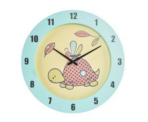 Reloj de pared de madera DM Tortuga