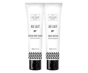Pastilla de jabón corporal de masaje Au Lait - 300 ml