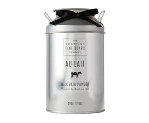 Leche de baño en polvo con manzanilla Au Lait - 500 ml