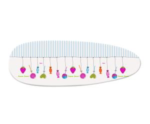 Funda para tabla de planchar Sweet, multicolor - 47x130 cm