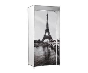 Armario con cremallera Eiffel Tower - altura 160 cm