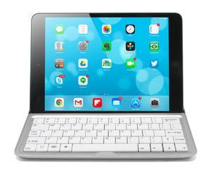 Teclado ultraslim de aluminio para iPad Mini