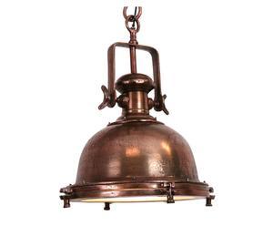 Lámpara de techo Thor - cobre