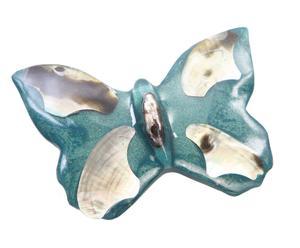 Broche Mariposa – turquesa