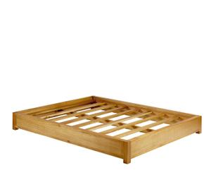 Estructura de cama tatami – natural