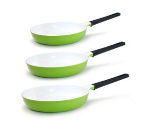 Set de 3 sartenes My Pan – Verde