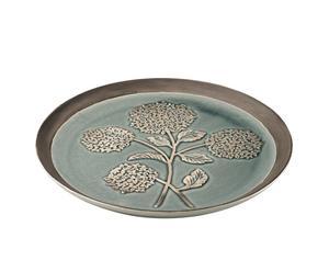 Plato de cerámica Holly