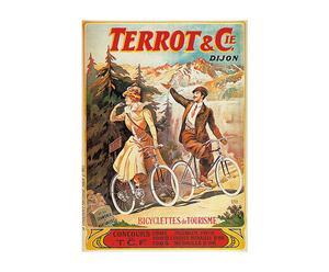 Póster Terrot & Cie