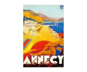 Póster Annecy