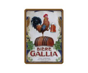 Cartel Beer Gallia  – 50x70