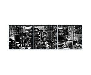 Set de 5 lienzos Skyline – 20x20
