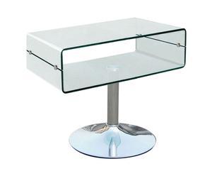 Mueble de cristal para TV Vera