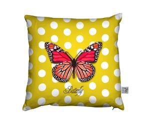 Funda de cojín mariposa – 50x50