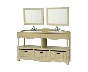 Mueble de baño – beige