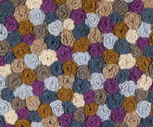Alfombra Christelle, patchwork – 100x150