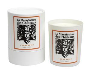 Vela perfumada L'Orangerie, aroma cítrico - 180g