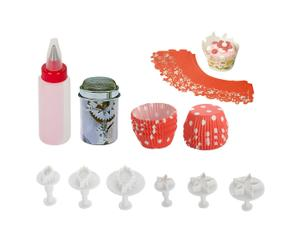 Kit de cupcakes – 7 piezas