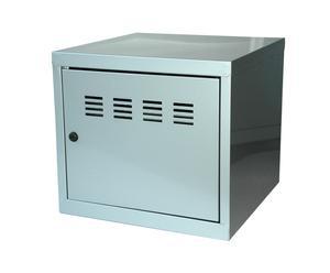 Caja metálica H37 – gris