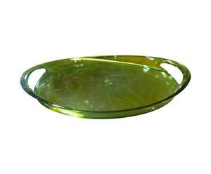 Bandeja ovalada – verde