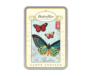 Set de 18 postales Mariposas