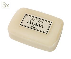 Set de 3 jabones Aceite de Argan - 100g