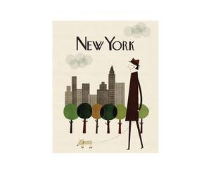 Lienzo Nueva York