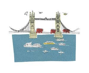 Lienzo London Bridge